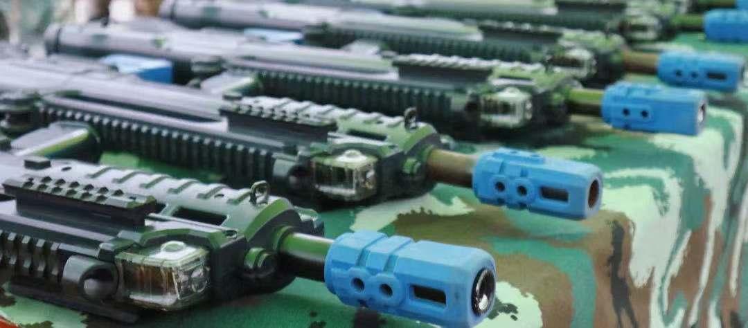 凯光学生军训器材系列产品